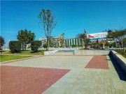 上栗大地红广场